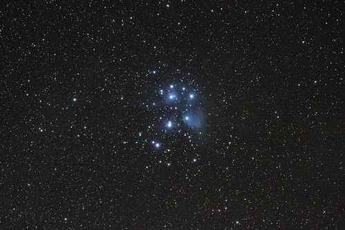 The Pleiades | by jpstanley