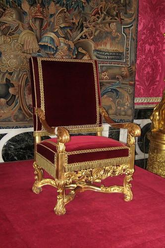 Versailles ch teau de versailles salon d 39 apollon thr for Salon de versailles