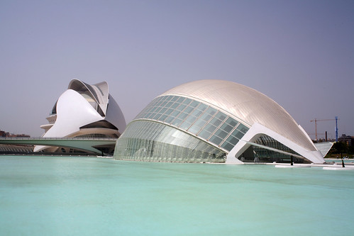 valencia 39 s most famous buildings the future in your hand
