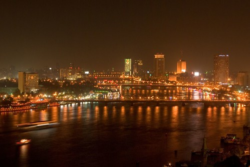 Cairo and the Nile @ Night III | by BillBl
