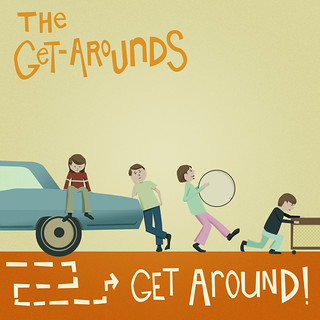 the get-arounds | by pencrush
