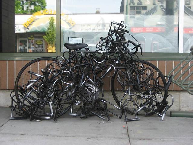 secure bike