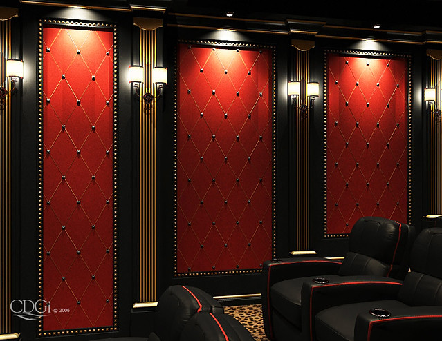 crown limited theater design home theater concept