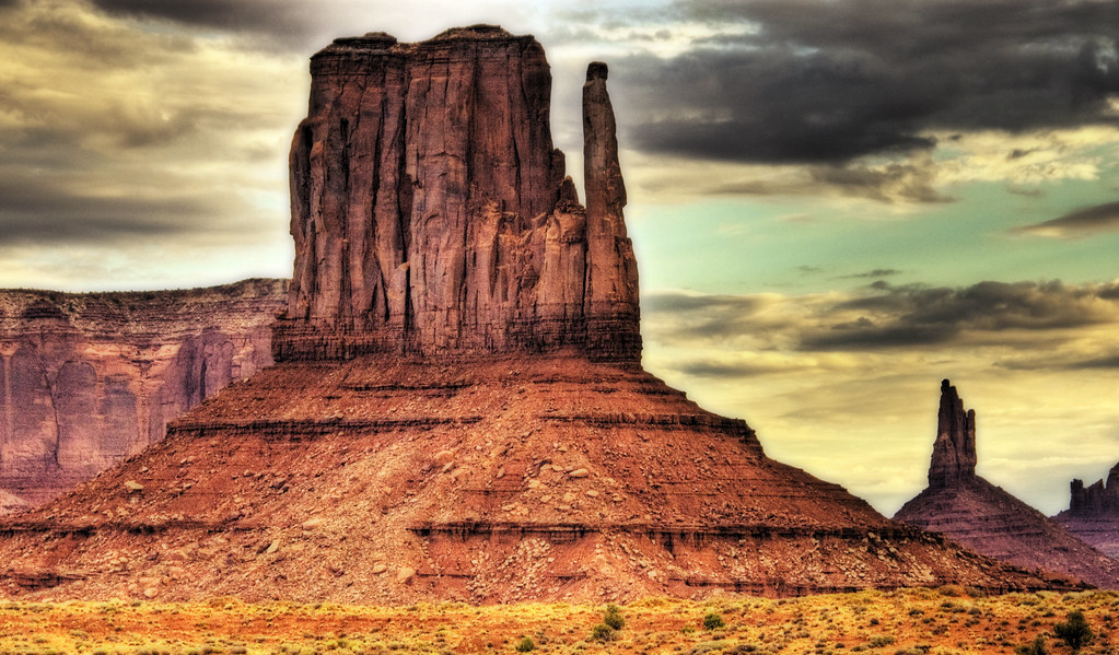 Zeugen Klick Here For A Large View Monument Valley Is