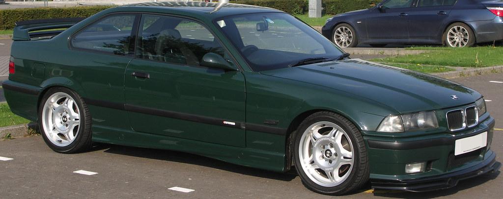 Bmw E36 M3 Gt Individual 1995 Bmw E36 M3 Gt Individual