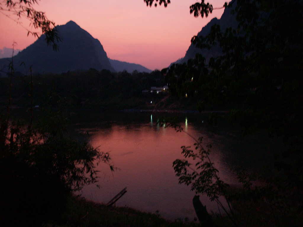 Vagamundos 2005. Laos. Luang Prabang