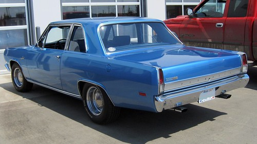 1969 Plymouth Valiant Signet Blondy Flickr