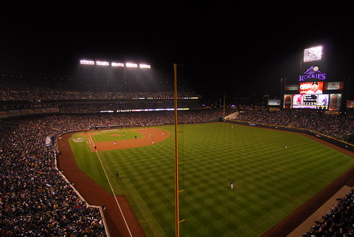 Coors Field Wide Angle | by Eric Kilby