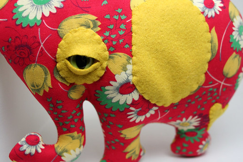 Flo the Elephant Love=Creature for shoporangebutton | by Look What I Can Do