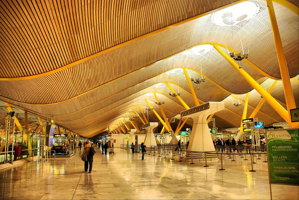 Madrid aeropuerto de madrid barajas t4 la terminal 4 - Terminal ejecutiva barajas ...
