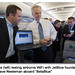 Yahoo!'s Brad Garlinghouse testing airborne wifi with JetBlue's founder aboard BetaBlue