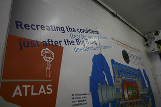 Sign at CERN | by Robert Scoble