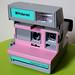 Polaroid SuperColor Esprit Grey Pink - II
