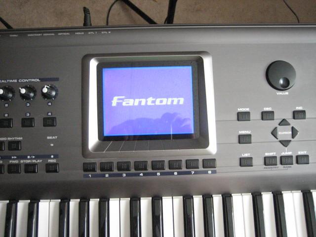 Keyboard Chords Chart: Roland Fantom FA-76 Keyboard | sold | shannonpatrick17 | Flickr,Chart