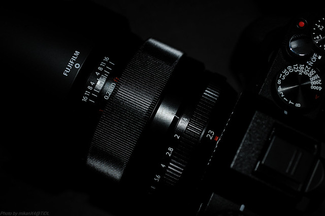 XF23mm F1.4R