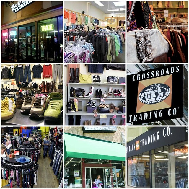 Buffalo Exchange And Crossroads Trading Co.