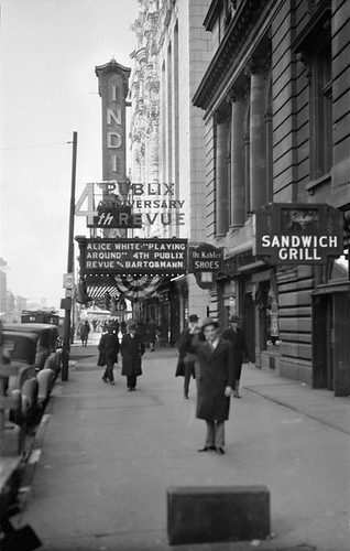 Indiana Theatre, Indianapolis, IN – 1930 | by Brad Smith