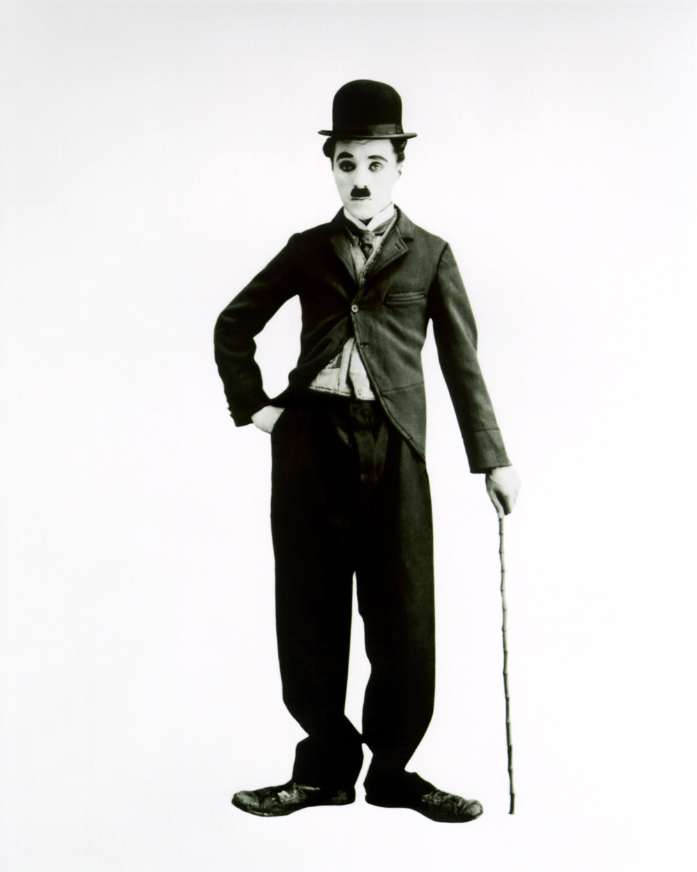 CC image Charlie Chaplin by Insomnia Cured Here at Flickr