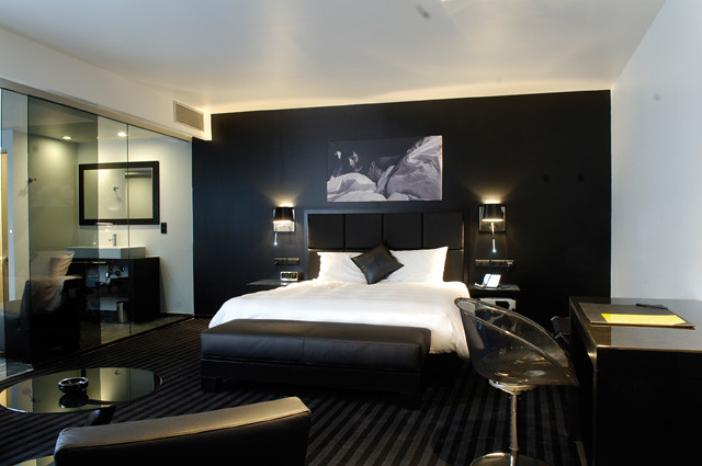 Be manos design hotel room bemanos for Hotel design standards