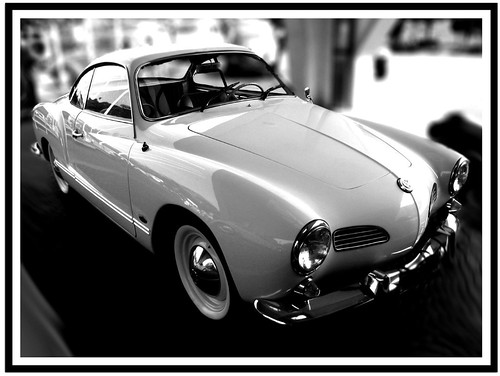 VW Karmann Ghia 1961 | by *Cak Noor*