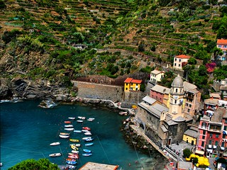 Vernazza | by klausthebest