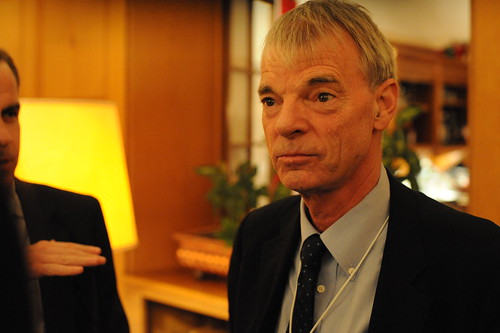 Michael Spence: Nobel winning economist | by Robert Scoble