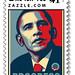 Obama Postage Stamp