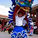 Chinese Lion Dance - Blue Lion