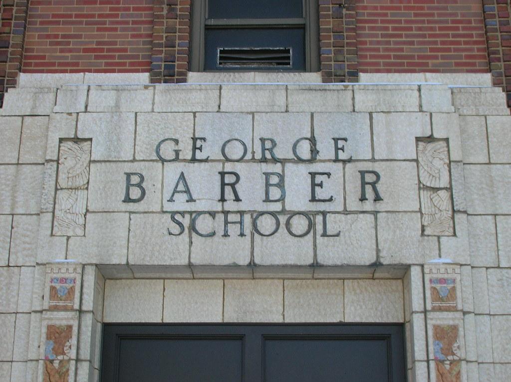 George Barber School Akron Ohio Aaron Turner Flickr