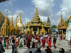Swedagon Pagoda in Burma | by thomaswanhoff