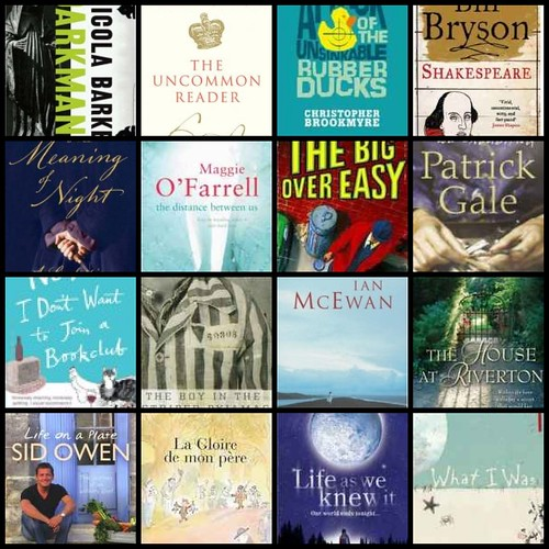 Library staff favourite reads of 2007 | by Plymouth Libraries