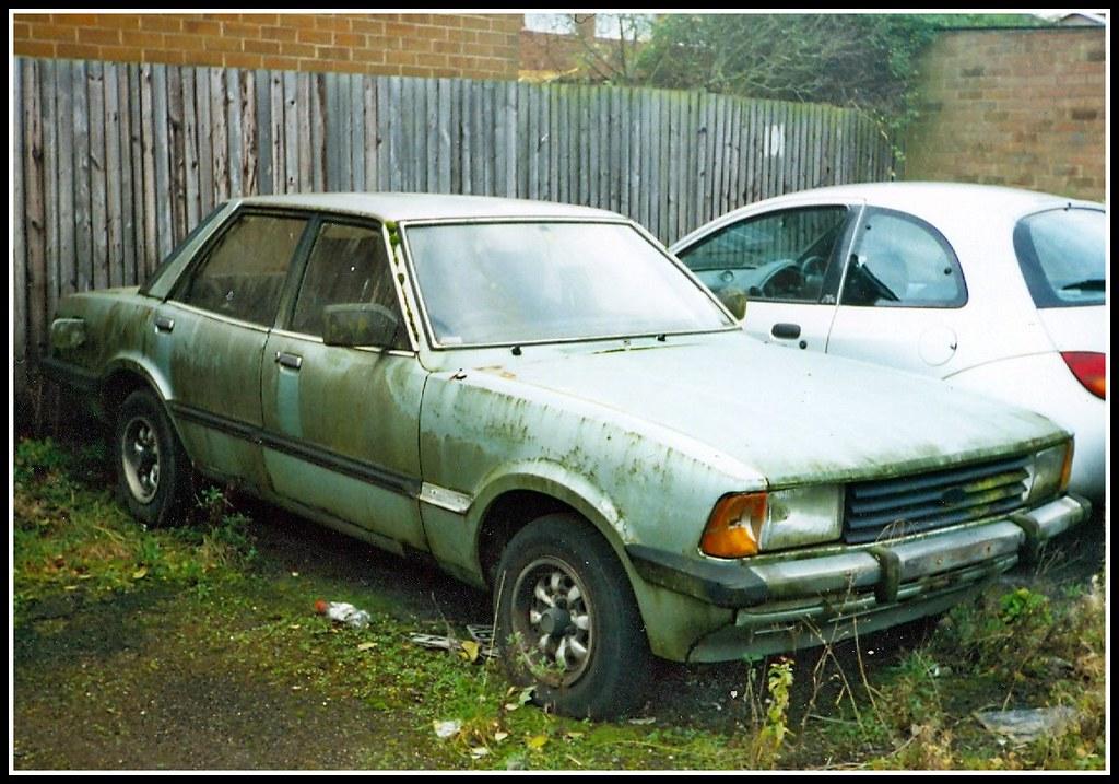 1982 Ford Cortina 2 0 Gl