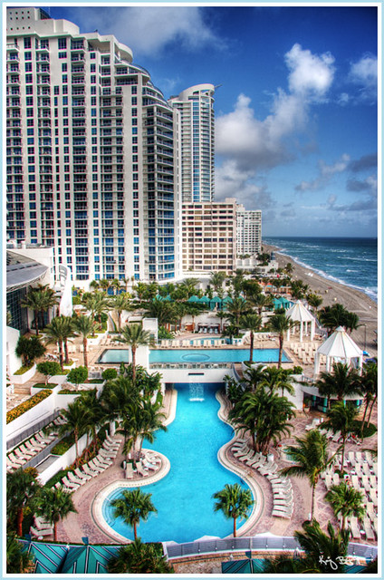 Hilton Hotels Hollywood Beach Florida