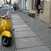 Vespa, Berlin, October, 2007
