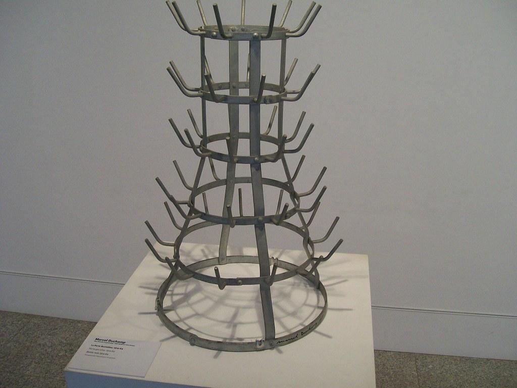 Scolabottiglie 1961 Sir Duchamp 171 Fino A Cento Anni Fa