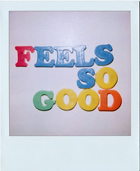 FEELS SO GOOD. | by (Kerry Ball)
