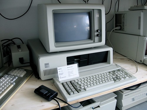 IBM PC | by Marcin Wichary
