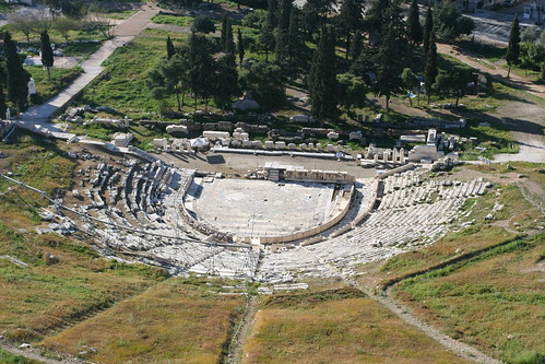 Theatre of Dionysus Eleuthereus | by zoonabar