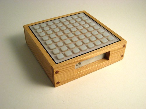 finished monome kit | by jonbro