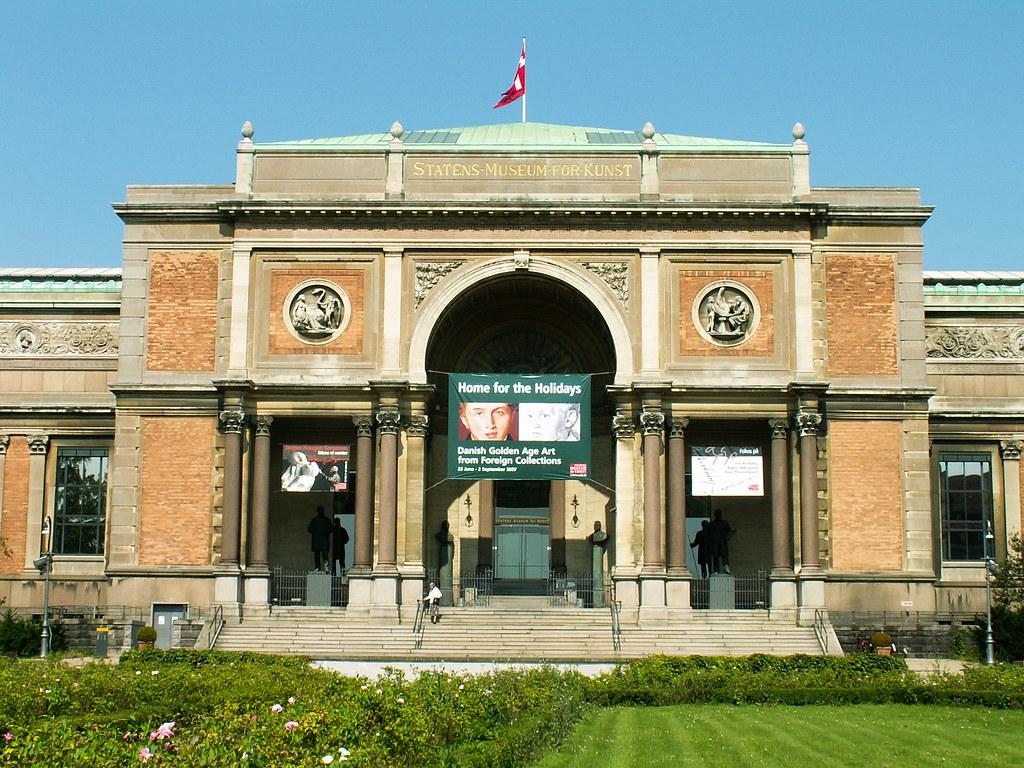 Maritime Museum København dansk orgie