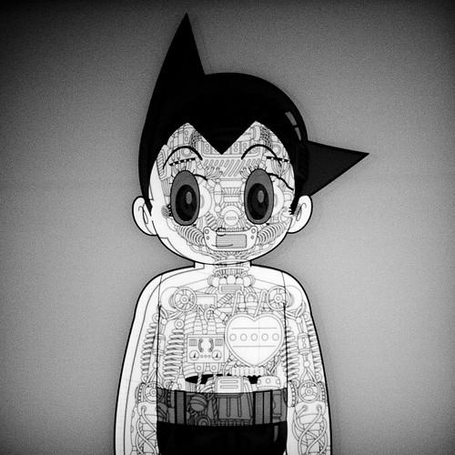 ASTRO BOY, 鉄腕アトム, Shin Tetsuwan Atomu, Lit. Mighty Atom. X