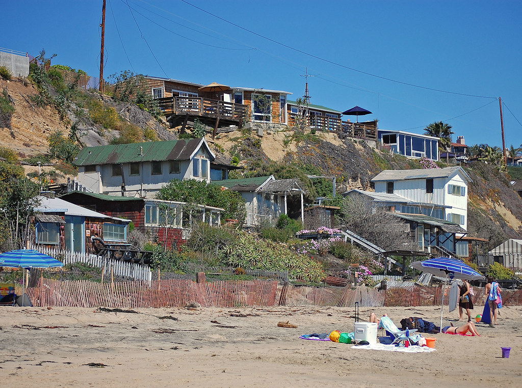 Crystal Cove Beach Cottages One Of The Great Attractions O Flickr