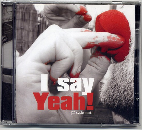 I say yeah! front cover | by fotologic
