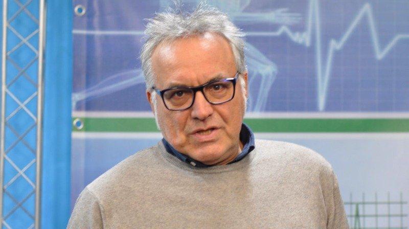 L'attore e cabarettista Gino Astorina