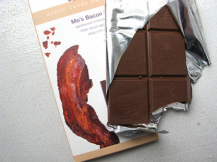Bacon Chocolate | by David Lebovitz