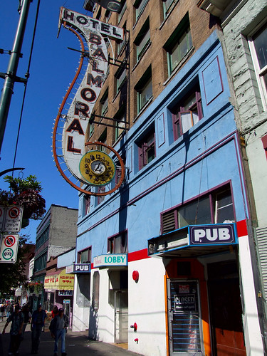 Balmoral Hotel Vancouver