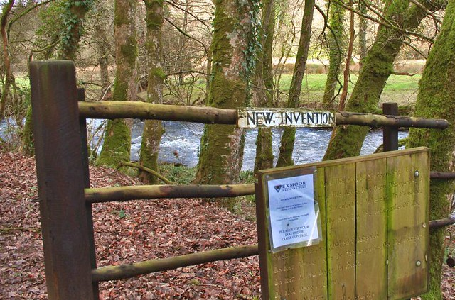 New invention new invention woods on the river barle ups