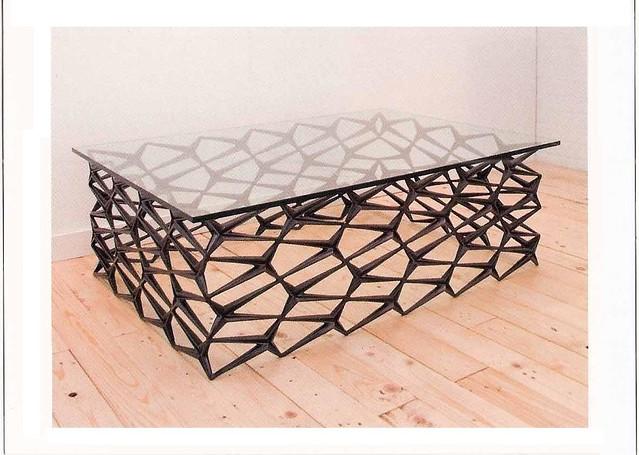 Repurposed Gate Coffee Table UhuruUhuru utilizes ReclaimeFlickr