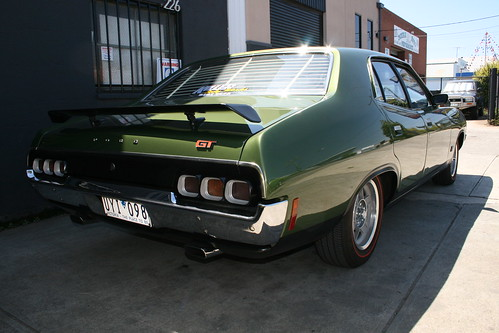 Ford Xa Falcon Gt Most Probably A Quot Look Alike Quot But