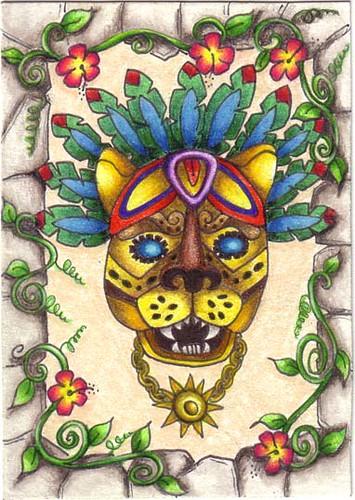 Mayan Jaguar For Mayan Aztec And Incan Swap On Iatcs